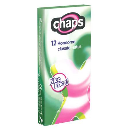 Chaps Classic Natur 12 condooms