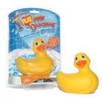 I Rub My Duckie Yellow Vibrator