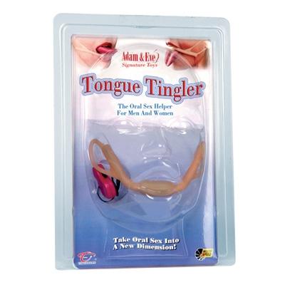 Tongue Tingler Oraal Vibrator