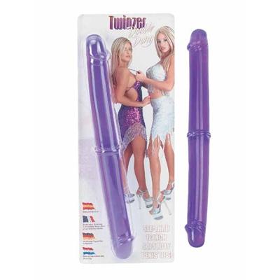 Twinzer Dubbele Dildo
